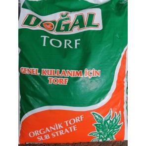 Doğal Torf Genel Kullanım İçin Organik Torf 20 L.